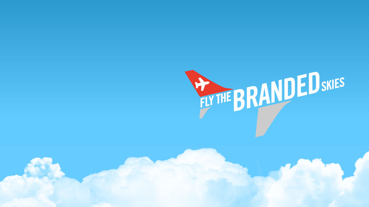Fly the Branded Skies logo